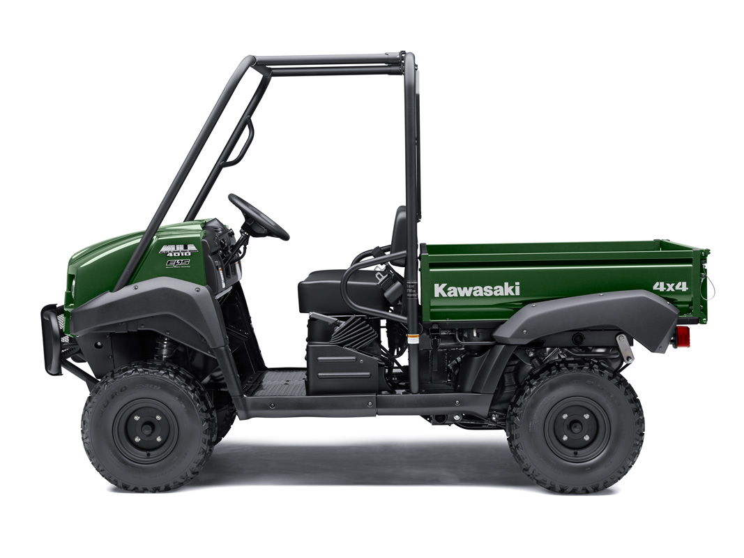2018 Kawasaki Mule 4010 4x4 in Unionville, Virginia