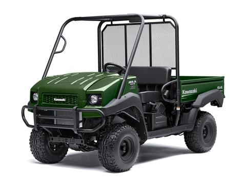 2018 Kawasaki Mule 4010 4x4 in Mount Vernon, Ohio