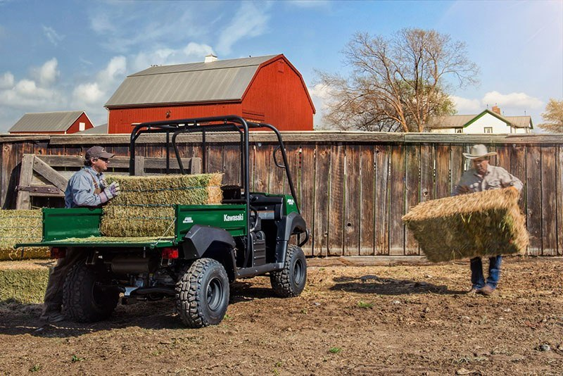 2018 Kawasaki Mule 4010 4x4 in Evansville, Indiana - Photo 7