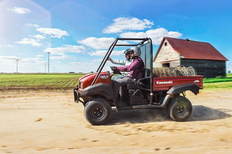 2018 Kawasaki Mule 4010 4x4 in Evansville, Indiana - Photo 9
