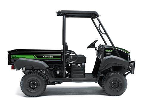 2018 Kawasaki Mule 4010 4x4 SE in Fairfield, Illinois