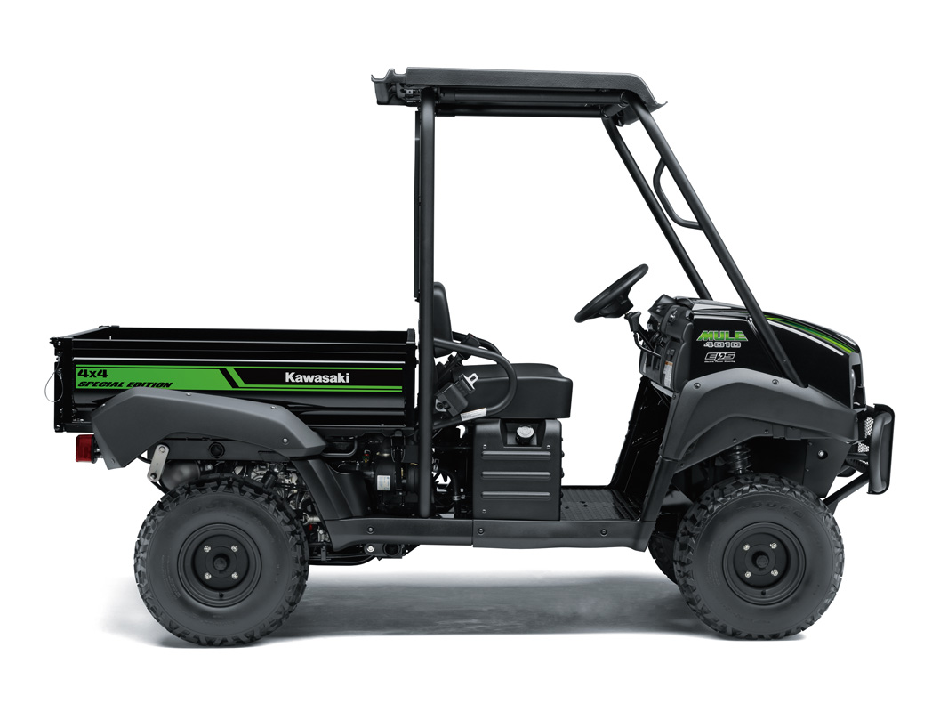 2018 Kawasaki Mule 4010 4x4 SE in Unionville, Virginia