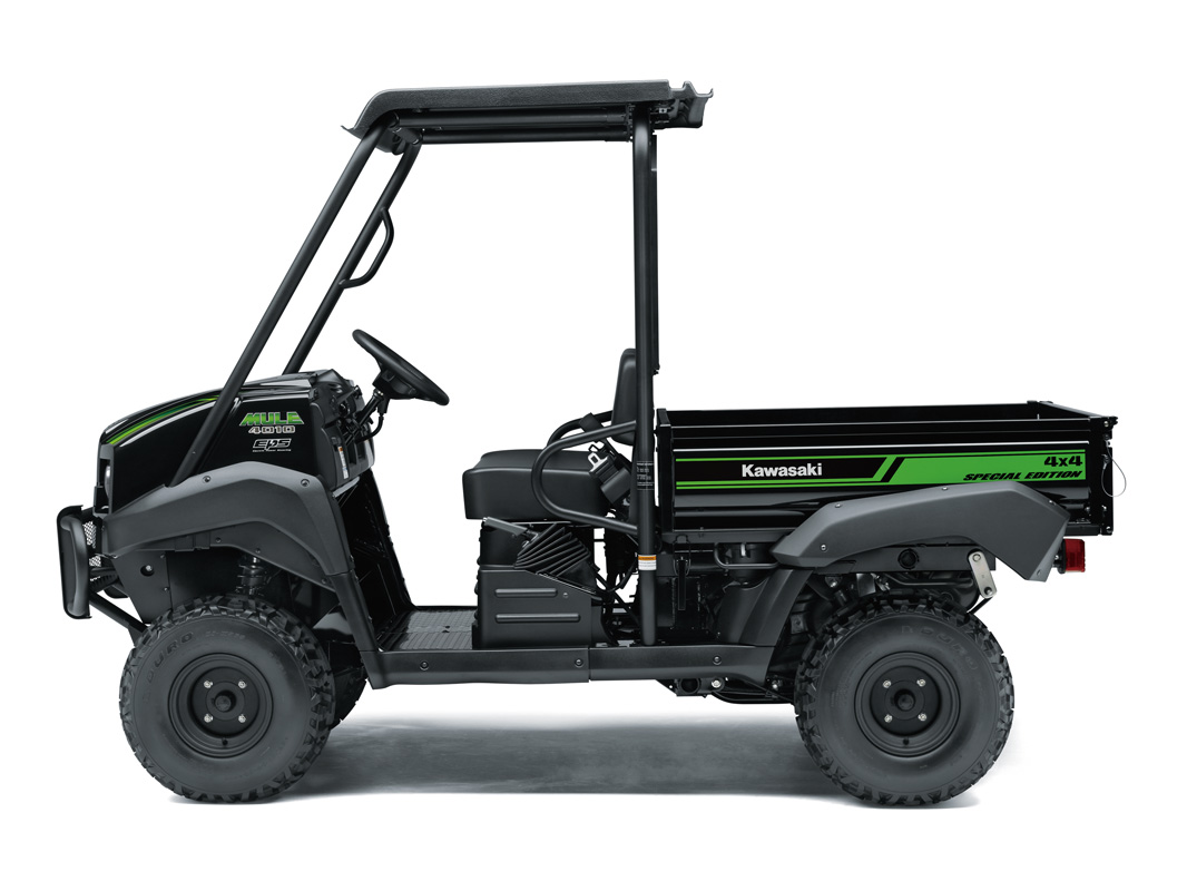 2018 Kawasaki Mule 4010 4x4 SE in Concord, New Hampshire
