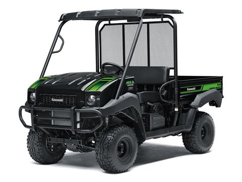 2018 Kawasaki Mule 4010 4x4 SE in Northampton, Massachusetts