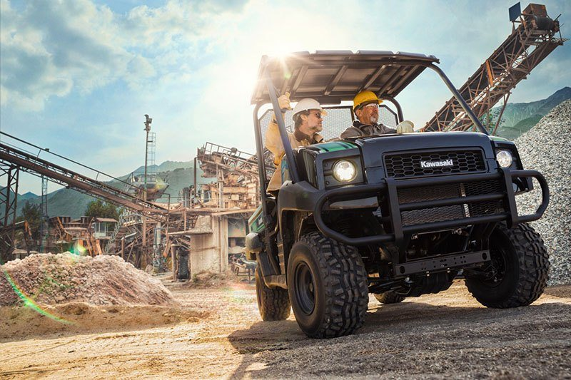 2018 Kawasaki Mule 4010 4x4 SE in Orlando, Florida - Photo 6