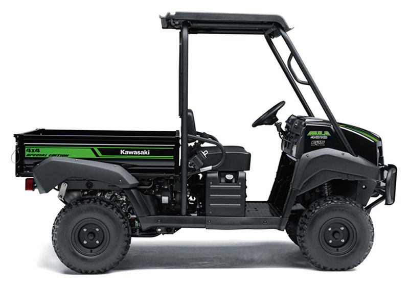 2018 Kawasaki Mule 4010 4x4 SE in Hollister, California
