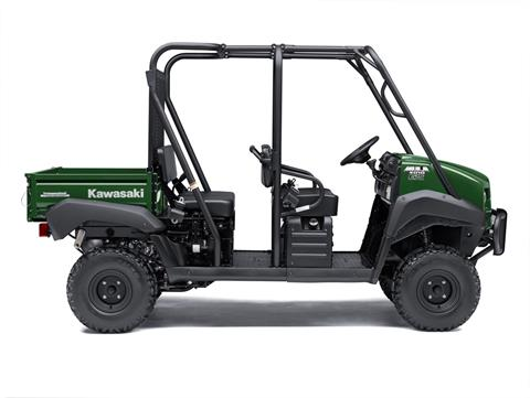 2018 Kawasaki Mule 4010 Trans4x4 in Hickory, North Carolina
