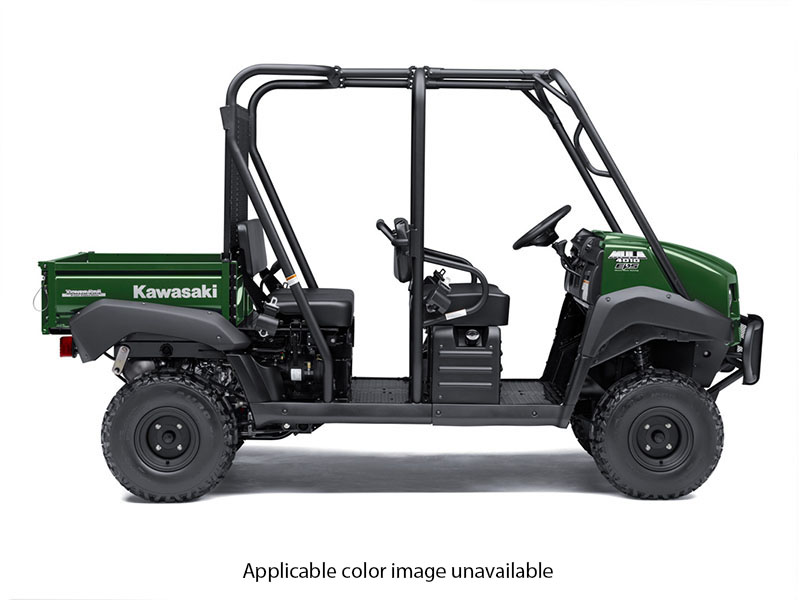 2018 Kawasaki Mule 4010 Trans4x4 in Merced, California