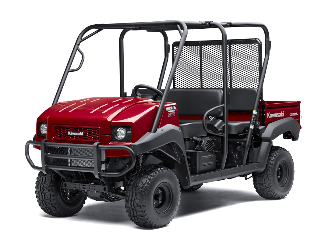 2018 Kawasaki Mule 4010 Trans4x4 in Dubuque, Iowa