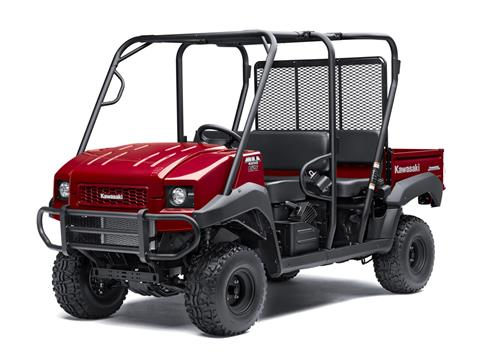 2018 Kawasaki Mule 4010 Trans4x4 in North Mankato, Minnesota