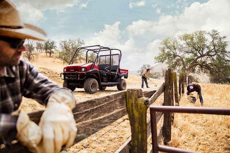 2018 Kawasaki Mule 4010 Trans4x4 in La Marque, Texas - Photo 14