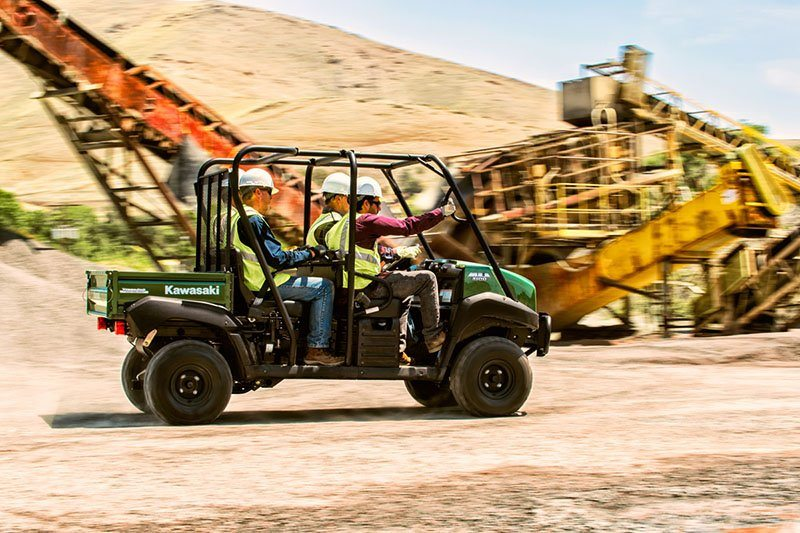 2018 Kawasaki Mule 4010 Trans4x4 in Hollister, California