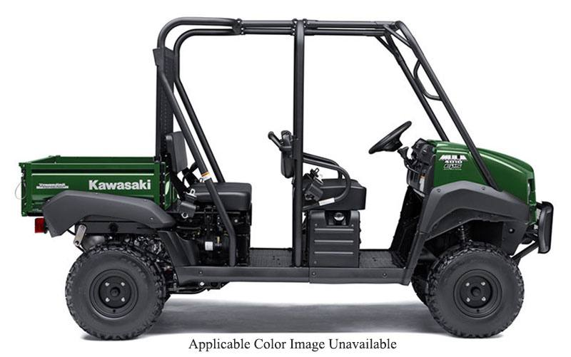 2018 Kawasaki Mule 4010 Trans4x4 in Harrisburg, Illinois