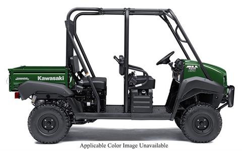 2018 Kawasaki Mule 4010 Trans4x4 in Bellevue, Washington - Photo 1
