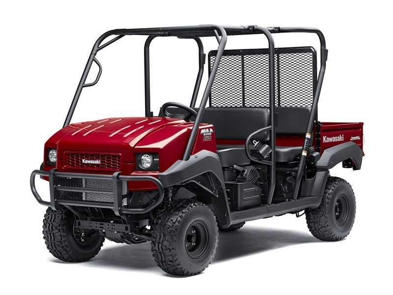 2018 Kawasaki Mule 4010 Trans4x4 in Norfolk, Virginia - Photo 2
