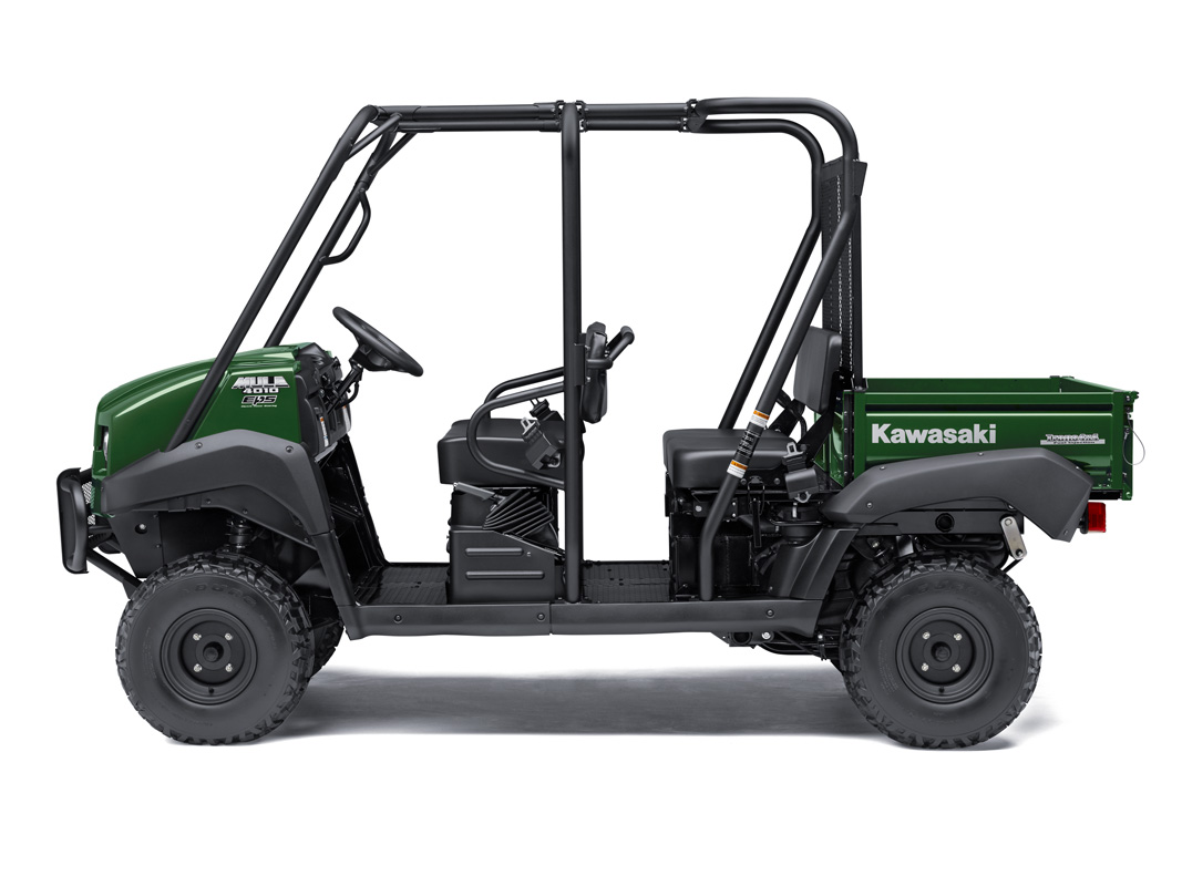 2018 Kawasaki Mule 4010 Trans4x4 in Norfolk, Virginia