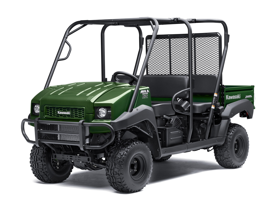 2018 Kawasaki Mule 4010 Trans4x4 in Yankton, South Dakota