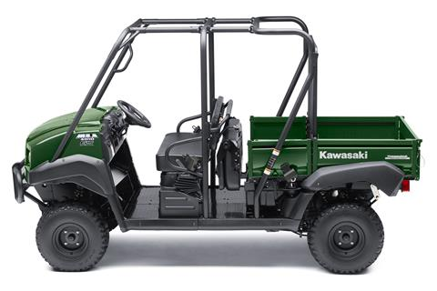 2018 Kawasaki Mule 4010 Trans4x4 in Romney, West Virginia