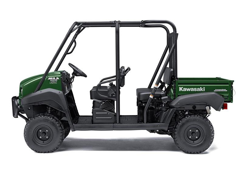 2018 Kawasaki Mule 4010 Trans4x4 in Freeport, Illinois