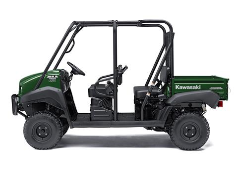 2018 Kawasaki Mule 4010 Trans4x4 in Littleton, New Hampshire