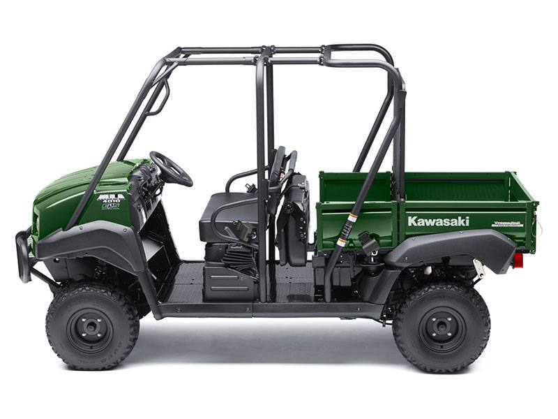 2018 Kawasaki Mule 4010 Trans4x4 in Chanute, Kansas