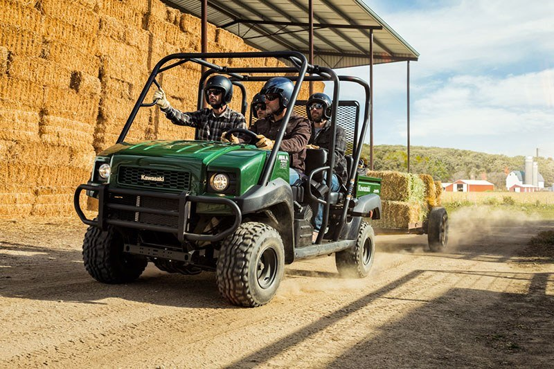 2018 Kawasaki Mule 4010 Trans4x4 in Jamestown, New York