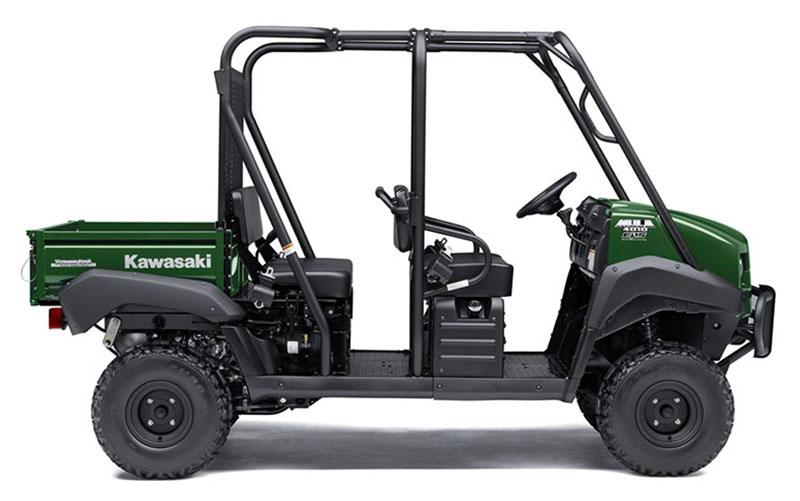 2018 Kawasaki Mule 4010 Trans4x4 in Tulsa, Oklahoma - Photo 1