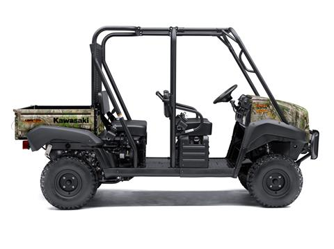 2018 Kawasaki Mule 4010 Trans4x4 Camo in Hickory, North Carolina
