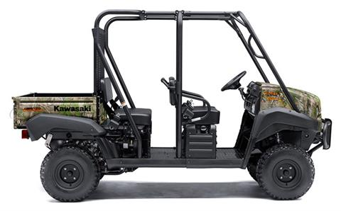 2018 Kawasaki Mule 4010 Trans4x4 Camo in Northampton, Massachusetts