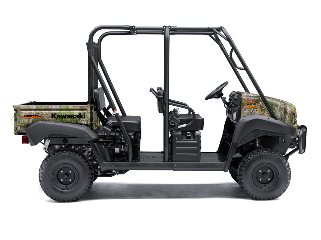 2018 Kawasaki Mule 4010 Trans4x4 Camo in West Monroe, Louisiana