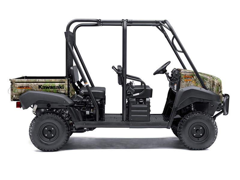 2018 Kawasaki Mule 4010 Trans4x4 Camo in Yakima, Washington