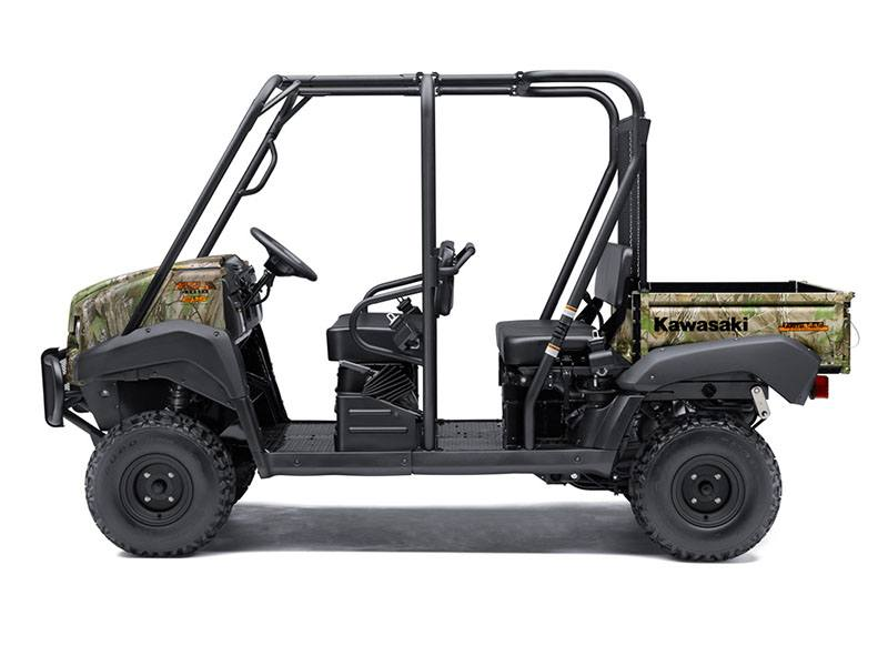 2018 Kawasaki Mule 4010 Trans4x4 Camo in Tulsa, Oklahoma - Photo 2
