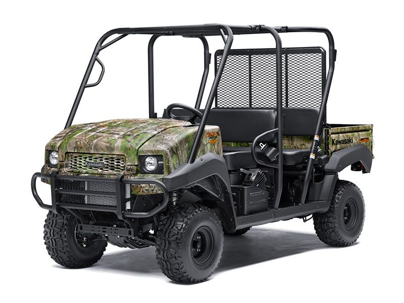 2018 Kawasaki Mule 4010 Trans4x4 Camo in Albemarle, North Carolina