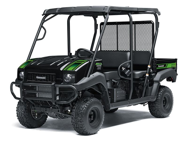 2018 Kawasaki Mule 4010 Trans4x4 SE in Freeport, Illinois