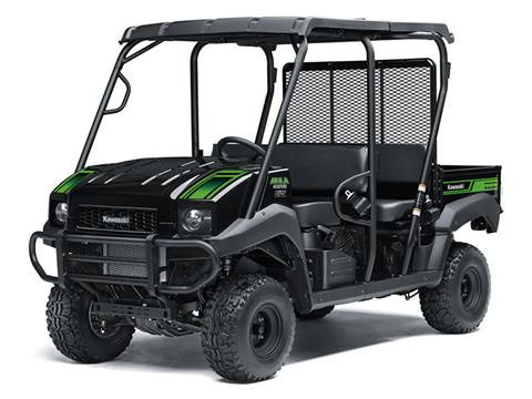 2018 Kawasaki Mule 4010 Trans4x4 SE in Asheville, North Carolina