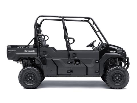 2018 Kawasaki Mule PRO-DXT Diesel in Hickory, North Carolina