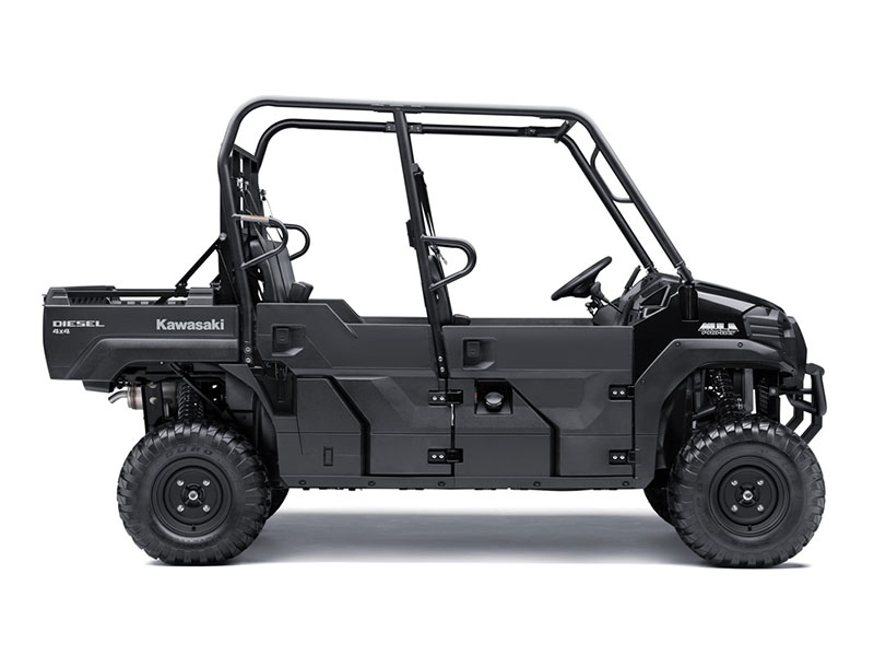 2018 Kawasaki Mule PRO-DXT Diesel in Bastrop In Tax District 1, Louisiana