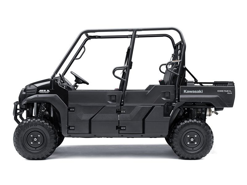 2018 Kawasaki Mule PRO-DXT Diesel in Biloxi, Mississippi - Photo 2