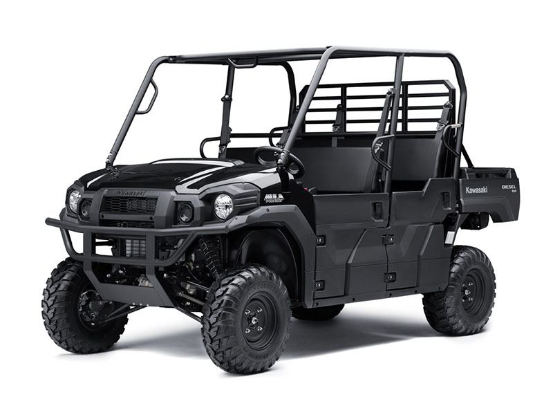 2018 Kawasaki Mule PRO-DXT Diesel in Howell, Michigan