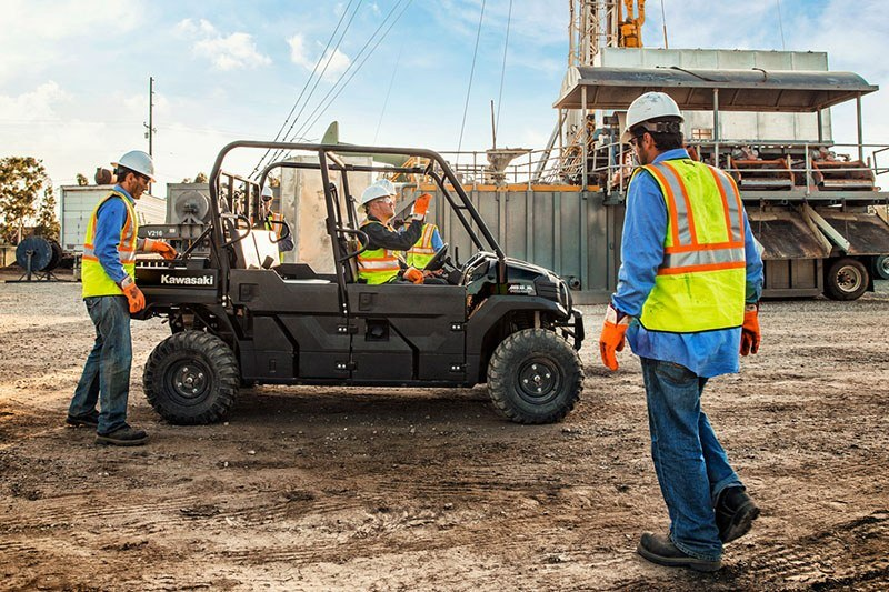 2018 Kawasaki Mule PRO-DXT Diesel in Evansville, Indiana - Photo 4