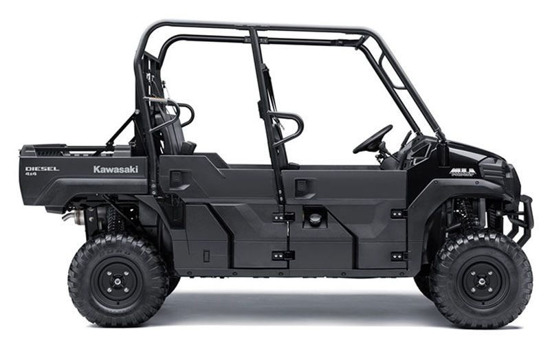 2018 Kawasaki Mule PRO-DXT Diesel in Dubuque, Iowa