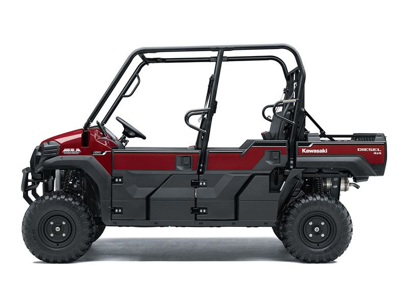 2018 Kawasaki Mule PRO-DXT EPS Diesel in South Hutchinson, Kansas