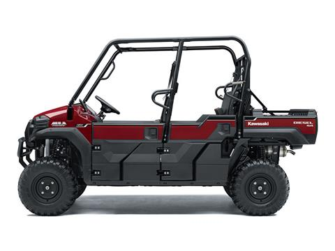 2018 Kawasaki Mule PRO-DXT EPS Diesel in Littleton, New Hampshire