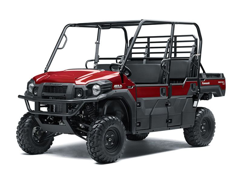 2018 Kawasaki Mule PRO-DXT EPS Diesel in Bolivar, Missouri - Photo 3