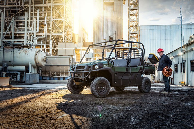 2018 Kawasaki Mule PRO-DXT EPS Diesel in Butte, Montana - Photo 4