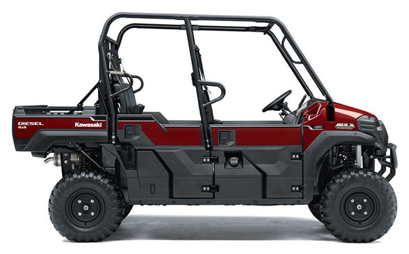 2018 Kawasaki Mule PRO-DXT EPS Diesel in Tulsa, Oklahoma - Photo 1