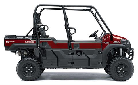 2018 Kawasaki Mule PRO-DXT EPS Diesel in La Marque, Texas - Photo 1