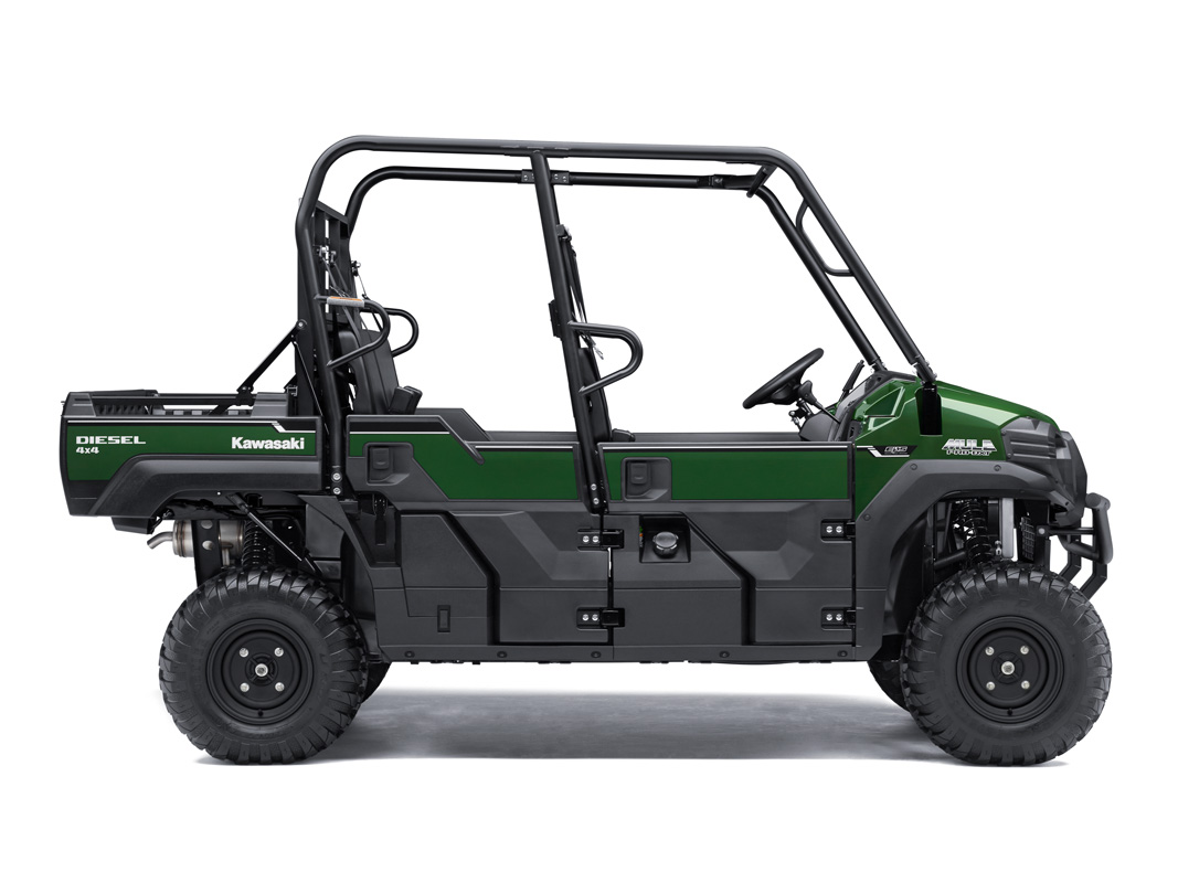 2018 Kawasaki Mule PRO-DXT EPS Diesel in Albemarle, North Carolina