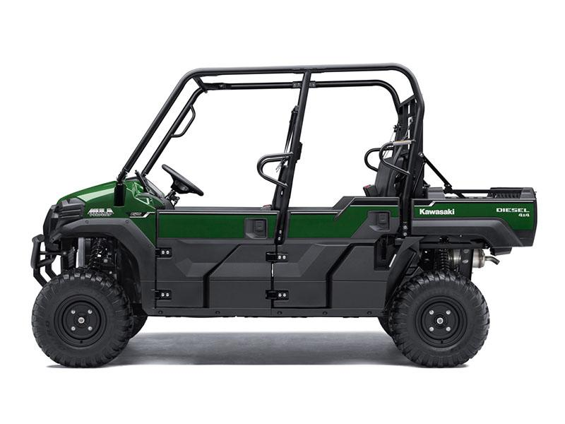 2018 Kawasaki Mule PRO-DXT EPS Diesel in Redding, California