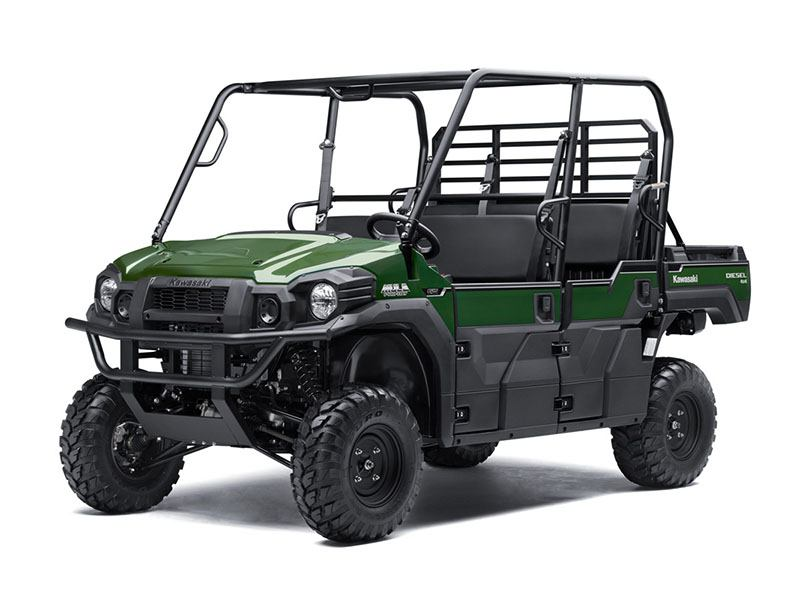 2018 Kawasaki Mule PRO-DXT EPS Diesel in Danville, West Virginia